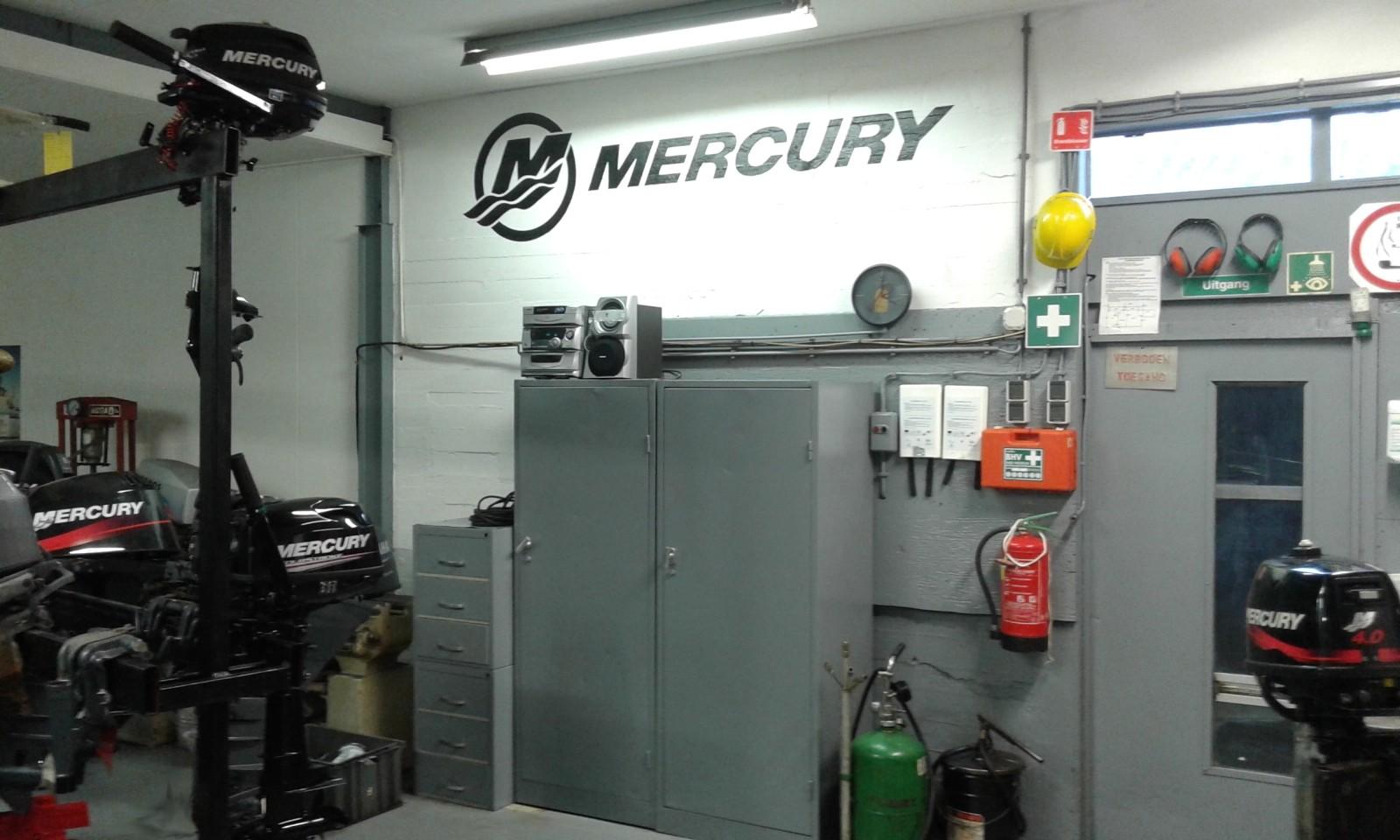 werkplaats mercury
