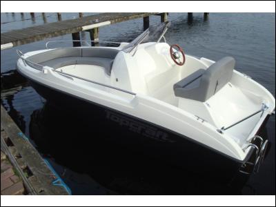 Topcraft 485 Open -nieuw-