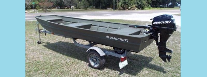 Alumacraft - nieuw
